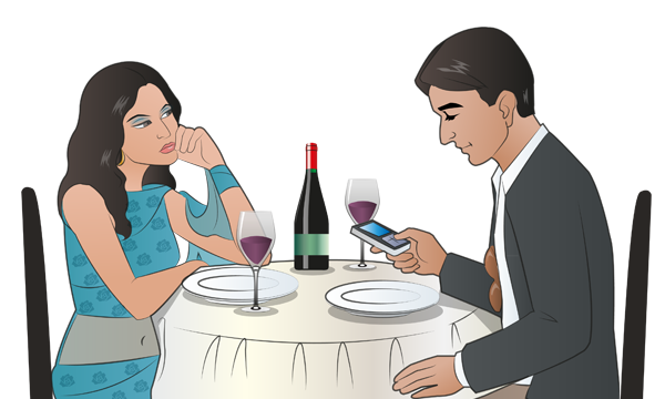 Texting etiquette dating