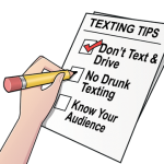 Texting Tips