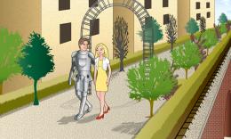 Secret Garden Walk