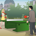 Ping Pong French Touch