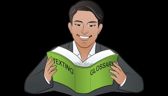 TextingGlossaryTextingTips