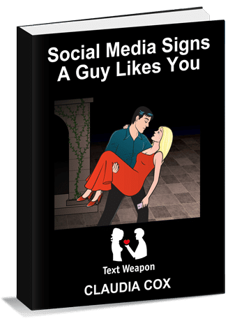 Social Media Signs A Guy Likes You eBook